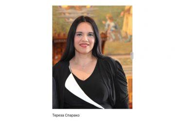 Buon onomastico al Soprano Internazionale Teresa Sparaco