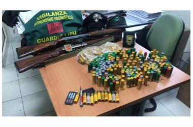 Importante operazione antibracconaggio in provincia di Napoli.