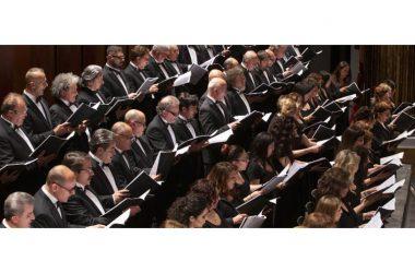Il Coro del San Carlo apre la stagione dell'accademia di Santa Cecilia