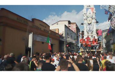 Napoli Barra Successo Festa Gigli 2019