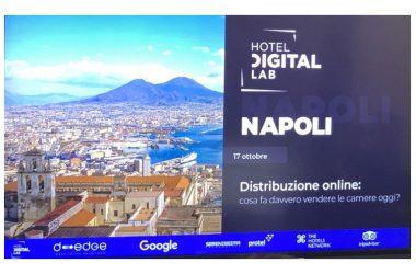 """Successo all'Hotel Oriente di Napoli per il convegno di D-EDGE """"Hotel Digital Lab"""""""