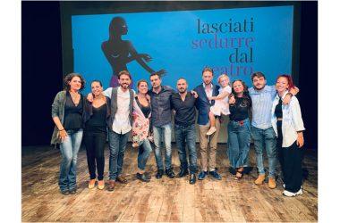 LASCIATI SEDURRE DAL TEATRO – Presentata la nuova stagione teatrale Nest Napoli Est Teatro 2019/20