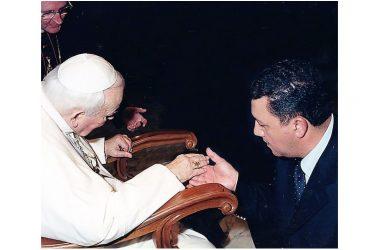 Humanitas-E Ti porto in Africa, udienza privata da Papa Francesco