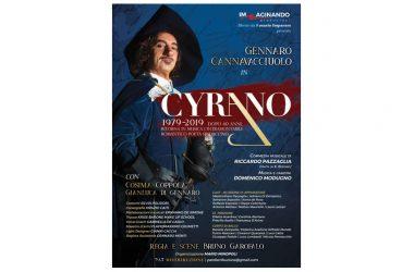 Il Cyrano di Pazzaglia e Modugno ritorna in scena dopo 40 anni