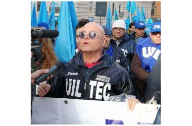 Comunicato stampa Uiltec-Uil