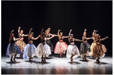 """Venerdì 15 novembre Compagnia di danza Körper presenta """"Vivianesque"""" di Gennaro Cimmino, al Teatro Comunale Costantino Parravano di Caserta"""