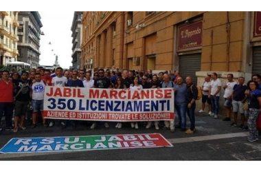 JABIL, PROCEDURA DI LICENZIAMENTO COLLETTIVO CON MANCATO ACCORDO