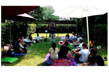 Nada Yoga e Bagno Sonoro con Libro alla Piccola Libreria 80mq