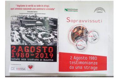 Bologna Testimonianze Sopravvissuti Strage 2 Agosto 1980