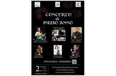 La Musica ed il canto al servizio della solidarietà con Teresa Sparaco e nuovi concerti