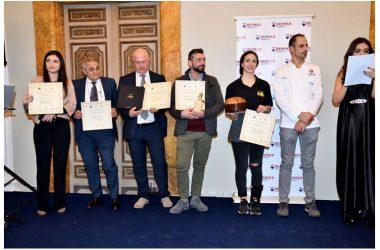 Gran successo al Palazzo Rospigliosi a Roma per la 7a edizione del Premio Internazionale Doc Italy assegnato dall'ANDI