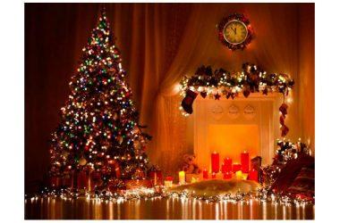 Morire per l'albero di Natale. Il tweet dei Vigili del fuoco: «Spegnete le lucine di notte e prima di uscire»