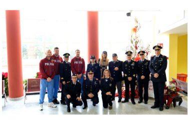 Natale di solidarietà alla Scuola Specialisti dell'Aeronautica Militare