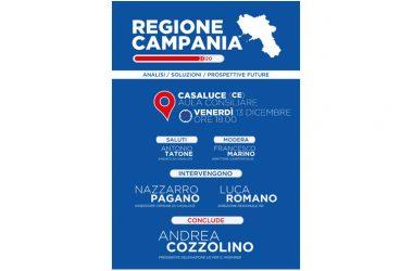 Andrea Cozzolino in convegno a Casaluce