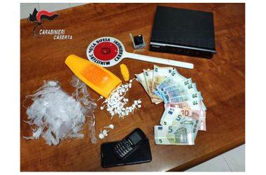 Arienzo: arresti per spaccio di stupefacenti
