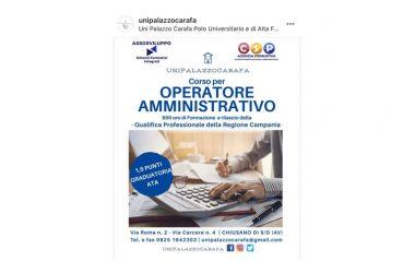 CHIUSANO E UNIVERSITA' E- CAMPUS  CORSI ABILITANTI