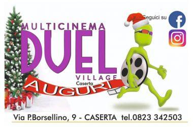 Film in programmazione al Duel Village dal 26 dicembre all'1 gennaio