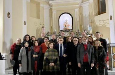 """Prosegue l'atmosfera natalizia di """"Natale a Cancello ed Arnone""""."""