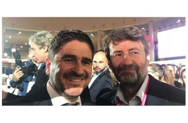 IL MINISTRO FRANCESCHINI HA INAUGURATO LA FIERA DI RIMINI SIGEP  E A. B. TECH EXPO 2020