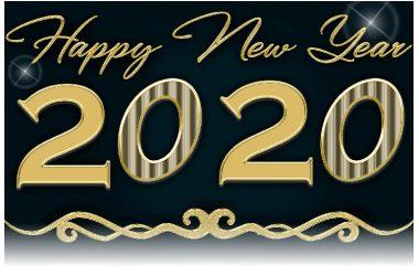 Buon Mercoledì e Buon 2020