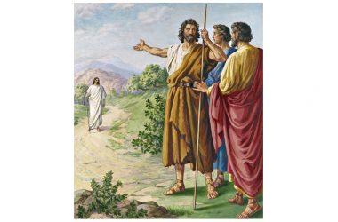 Riflessioni sul Vangelo di domenica 19 Gennaio 2020 a cura di Don Franco Galeone