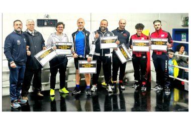 """Primo trofeo Terra di lavoro Boxe ASI, successo per evento presso """"My Well Palafrassati"""""""