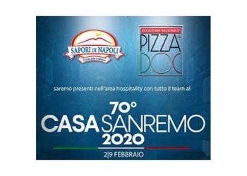 Casa Sanremo è ufficialmente la Casa del Festival 2020