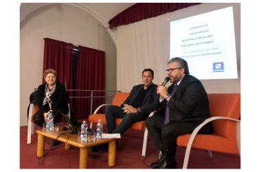 """BINOMIO ECONOMIA E CULTURA: INCONTRO/DIBATTITO AL """"VILLAGGIO"""" PROMOSSO DALL'ASSOCIAZIONE EUDORA"""