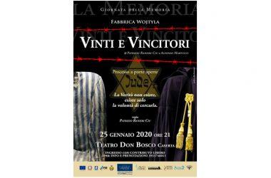 Invito Vinti & Vincitori