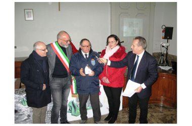 """La Sezione capuana dell'Unione Nazionale Sottufficiali Italiani, ha aderito al  progetto """"Selce della memoria"""""""
