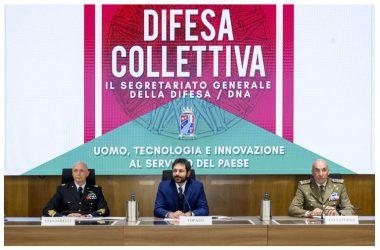 Difesa Collettiva: Uomo, Tecnologia e Innovazione al servizio del Paese