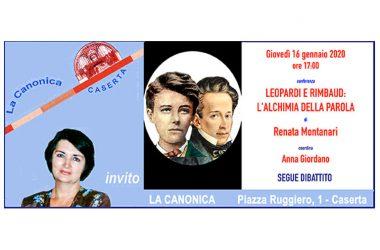 """""""Leopardi e Rimbaud: l'alchimia della parola"""""""