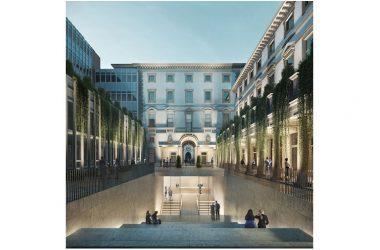 PRESENTATO IL PROGETTO PER IL NUOVO MUSEO DI INTESA SANPAOLO A TORINO: GALLERIE D'ITALIA – PIAZZA SAN CARLO