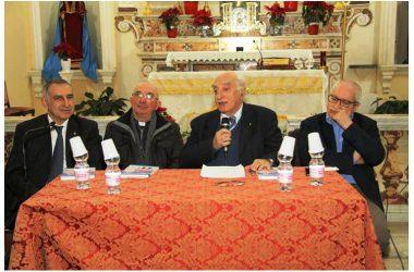 Presentato il libro sulla storia di Caserta e dei Santi Gennaro e Giuseppe