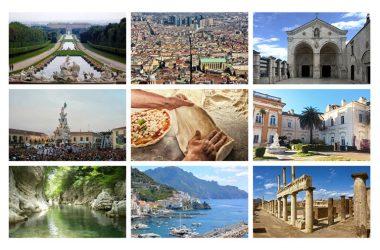 Siti Unesco, regione Campania in testa a classifica mondiale per numero.