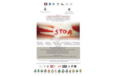 """Femminicidio: parte il progetto """"Itinerant-Art"""" per dire stop alla violenza sulle donne. L'inaugurazione il 18 gennaio al Centro Caritas diocesana di Aversa"""