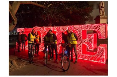Un San Valentino speciale – Bike tour per i luoghi più romantici di Napoli – Partenza Galleria Principe di Napoli ore 19.30 – Venerdì 14 febbraio