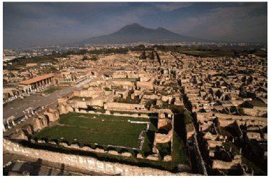 Scavi di Pompei – La vita quotidiana nell'antica Pompei