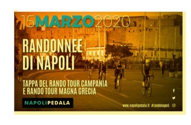 Randonée di Napoli – Domenica 15 Marzo partenza dal Circolo Ilva di Bagnoli – Napoli