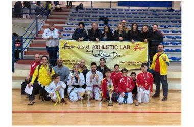 Taekwondo. L'Athletic Lab – Team Renga si aggiudica il Trofeo Dicearchia
