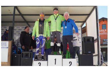 Roccaraso risultati Coppa Italia sci Master