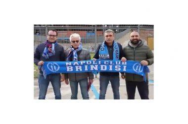 Napoli Club Brindisi: il Salento tifa Napoli