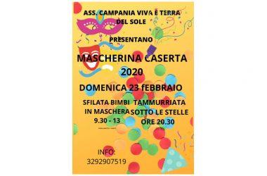 Caserta, Mascherina 2020, torna l'atteso evento per bambini