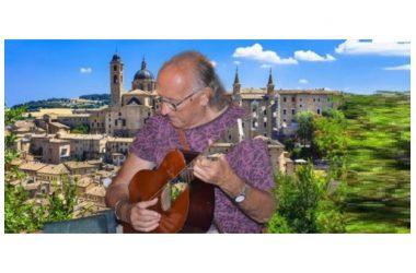 Urbino e la sua università nella canzone di Mimmo Carrino,  il professore