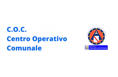 CANCELLO ED ARNONE: il sindaco Ambrosca convoca il C.O.C.