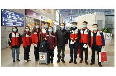Medici cinesi esperti nella lotta al Coronavirus arrivano in Italia