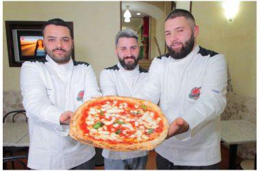 Portici si è arricchita di una pizzeria dalle radici storiche