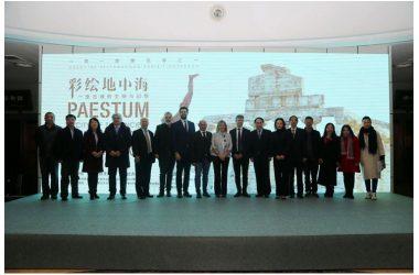 Paestum riapre, per ora solo in Cina