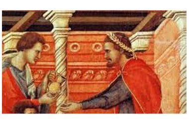 IL VANGELO SECONDO SAN MATTEO – 27 (Preghiamo insieme nel tempo di Quaresima)
