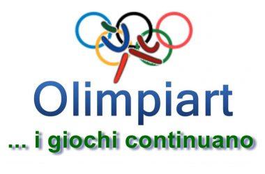 """Mostra d'arte """"Olimpiart 2020 … I giochi continuano""""."""